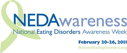 National Eating Disorders Association Awareness Week