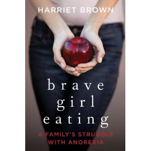 book cover for Brave Girl Eating