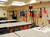 The Center for Change - Art Studio