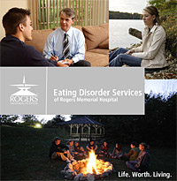 Eating Disorder Services of Rogers Memorial Hospital building