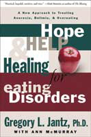 Hope, Help and Healing for Eating Disorders book cover