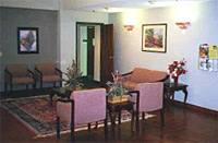 Interior of Rader Eating Disorder Clinic at Brookhaven Hospital in Tulsa OK