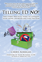 Telling ED NO! book cover