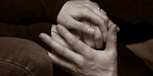 Comforting Hands for Eating Disorder Support