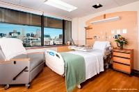 Hospital Room at ACUTE Center