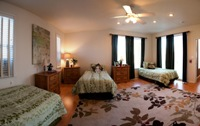 Center for Hope of the Sierras - Bedroom 200x126 - 4-10-14