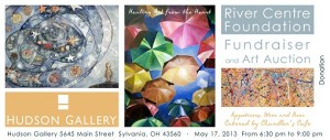 River Centre Clinic Fundraiser & Art Auction