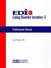 Eating Disorder Inventory-3 Eating Disorder Research