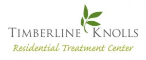 Logo for Timberline Knolls Residential Treatment Center