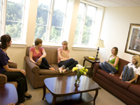 Patients in Group Therapy