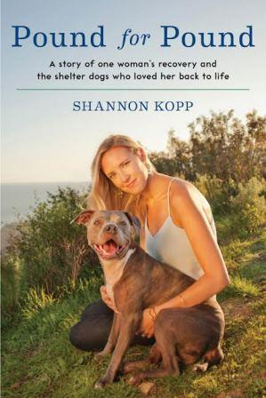 Pound for Pound by Shannon Kopp book cover