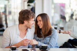 Male and female working through Couples Therapy and Eating Disorder Treatment