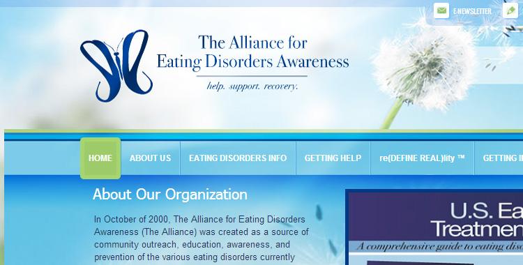 Alliance for Eating Disorder Awareness