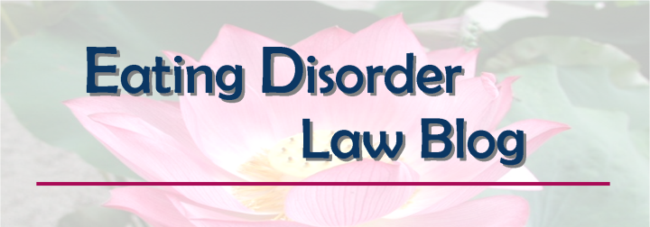 Eating Disorders Law Blog