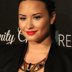 Demi Lovato, celebrity in eating disorder recovery