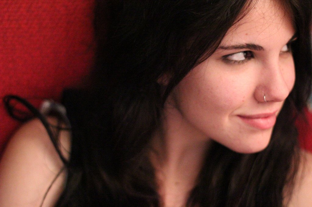 Girl in Eating Disorder Treatment