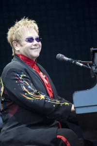 Elton John struggled with eating disorder but lived to make a large impact on many