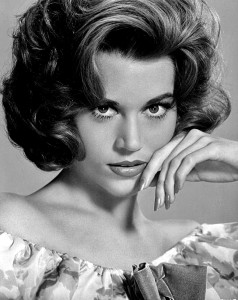Jane Fonda fought bulimia