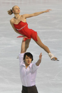 Athletes with Eating Disorders can be ice skaters
