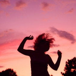 Girl dancing in Movement Recovery