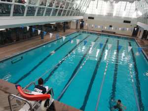 Athletes with Eating Disorders can be swimmers