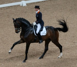 Horseback riding can create Athletes with Eating Disorders