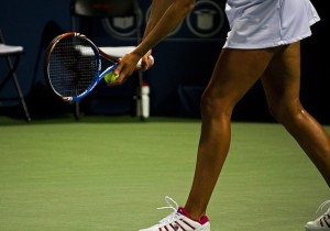 Tennis and Athletes with Eating Disorders