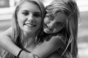 Picture of mom and daughter with mom fighting to not Give Up on My Child and her eating disorder