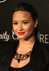 Demi Lovato and Being Body Positive