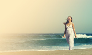 Beach and pregnancy