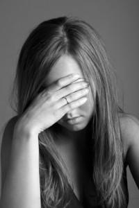 Girls upset about her trauma