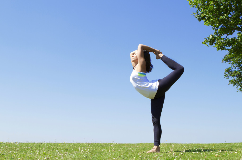 Yoga for exercise