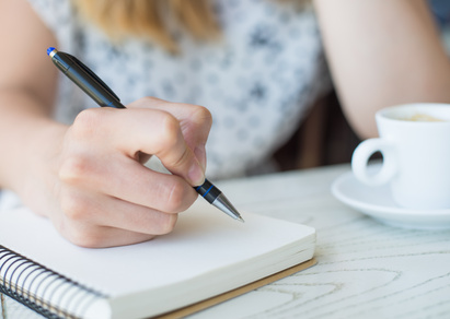 Woman looking for Eating Disorder Scholarships
