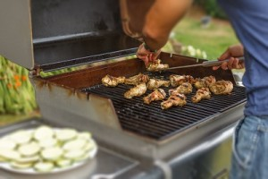 Grilling meats can help with a food addiction