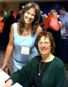 Dr. Francine Shapiro and Rebecca