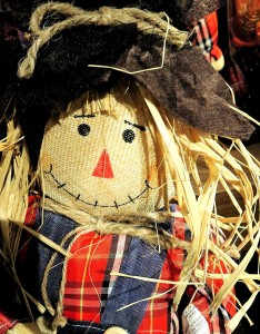 Thanksgiving Harvest Doll