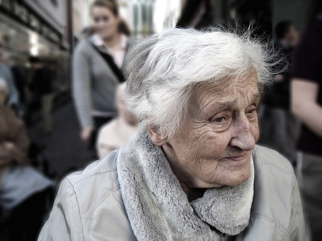 Elderly Adult Struggling With an Eating Disorder