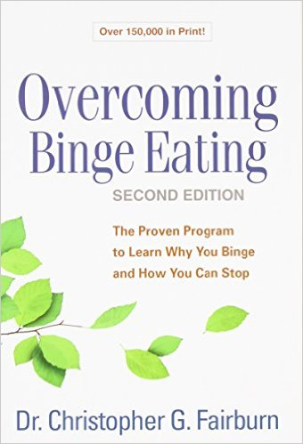 Overcoming Binge Eating Book Cover