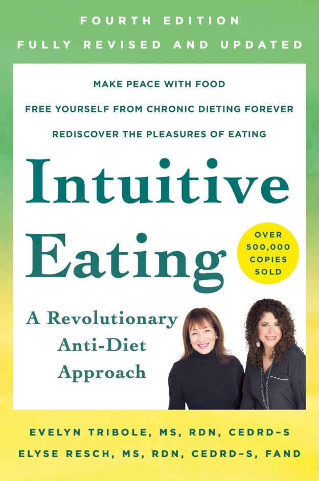Intuitive Eating 4th Edition Book Cover