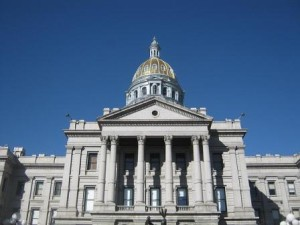 State capital building.