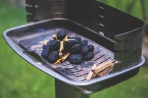 BBQ in the summer