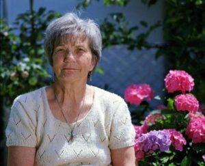 older woman concerned about her binge eating disorder
