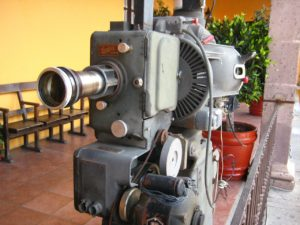 Movie Camera in the Entertainment Industry