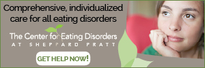 The Center for Eating Disorders at Sheppard Pratt