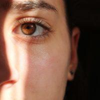 Woman struggling with amenorhea