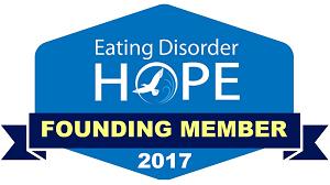Eating Disorder Hope Founding Member Logo