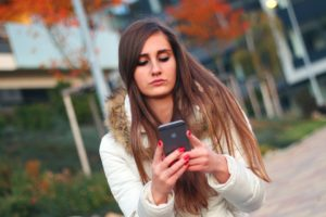 Teens can be highly impacted by what they see on social media