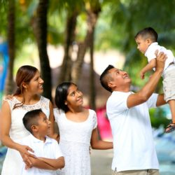 Stronger Family Smiling After family-based therapy