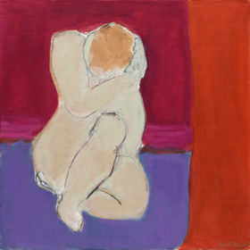 Painting representing Special Treatment Eating Disorder Issues