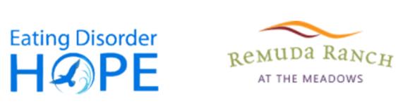 Eating Disorder Hope and Remuda Ranch Logos